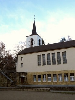 Les protestants neuchâtelois célèbrent la fin des rénovations des Valangines
