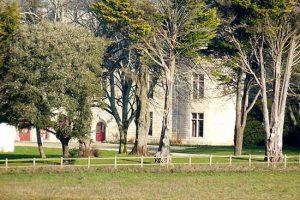 Le château de Lauvergnac en La Turballe
