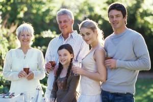 Guide des relations familiales