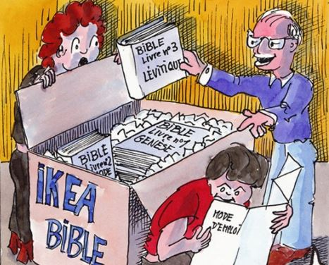Pourquoi lire la Bible aujourd'hui