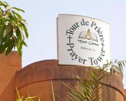 Une Tour de prière francophone pour les Burkinabè
