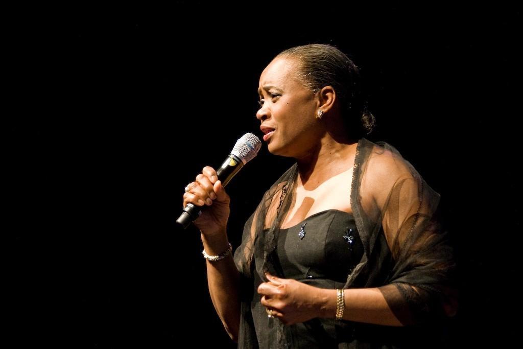 Barbara Hendricks, mener la lutte à haute voix