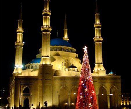 Noël à Beyrouth