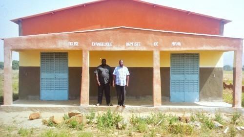 Au Burkina, une église pas comme les autres
