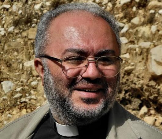 Le pasteur Bchara dans le chaos d'Alep
