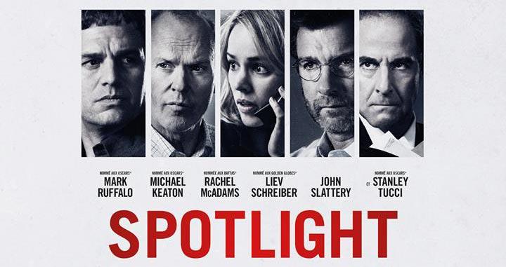 Spotlight : l'horreur en pleine lumière