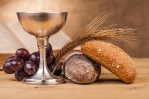 Le pain et la coupe de la cène