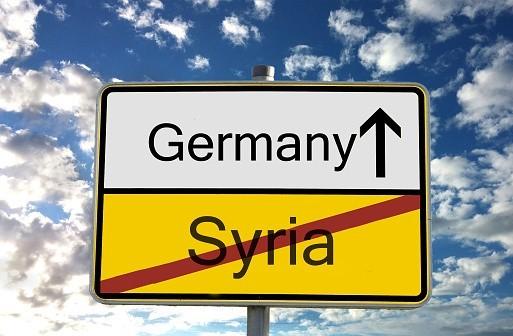 Les voisins allemands en première ligne