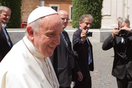 Le pape François prépare 2017