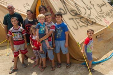 """L'ONG """"Portes Ouvertes"""" face aux chrétiens persécutés réfugiés"""