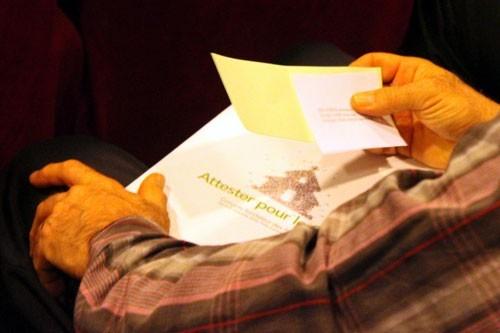 Les attestants : un nouveau courant dans l'ÉPUdF