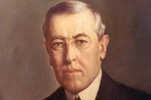 """8 janvier 1918. Le président Wilson et son discours des """"14 points """""""