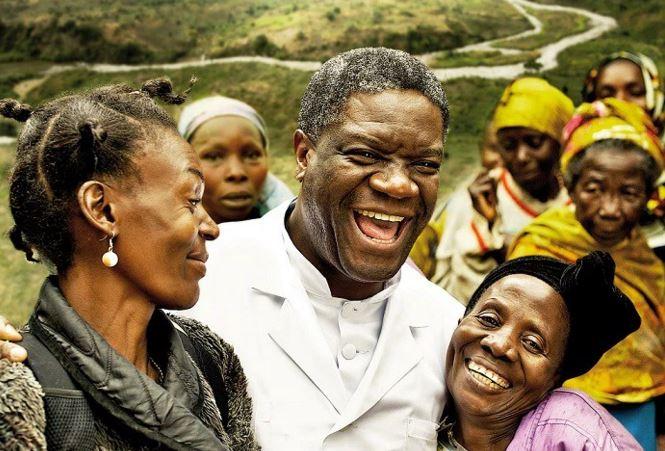 Un film poignant sur le docteur Mukwege