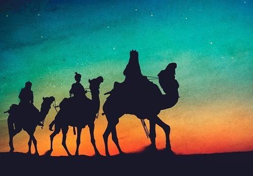 Quand Jésus est né...