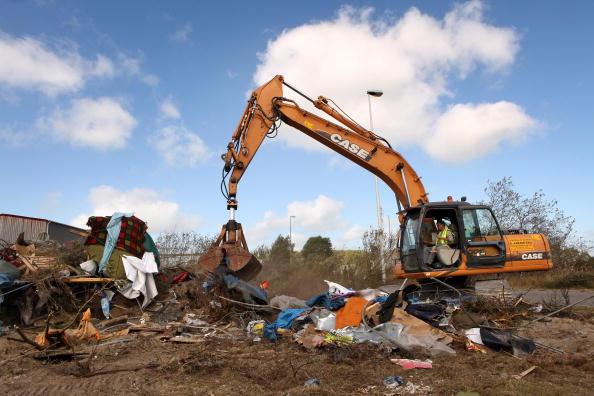 Jungle de Calais : les limites de la politique du bulldozer