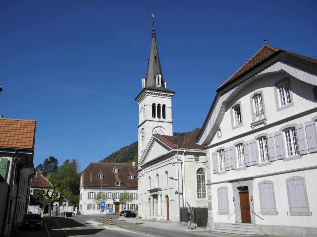 En Suisse, les réformés défendent leurs temples
