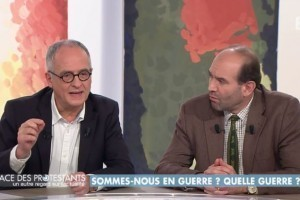 """Place des protestants"" sur France 2"