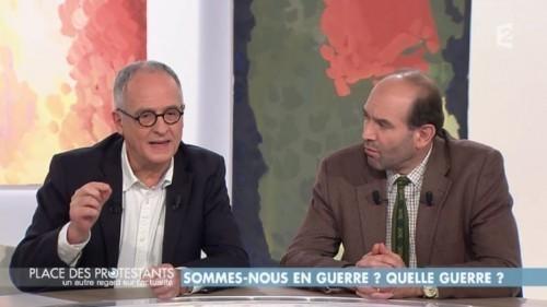 """""""Place des protestants"""" sur France 2"""
