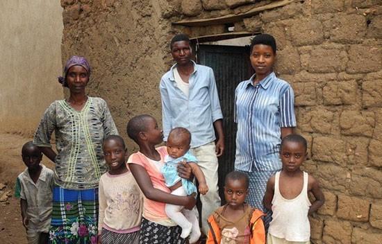 Des combattants du Congo trouvent la paix chez eux au Rwanda