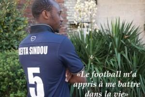 Sindou, un destin entre football et guerre