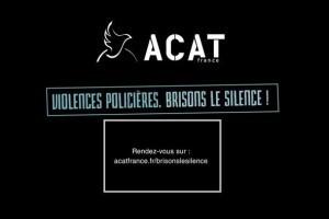 Violences policières : un constat accablant