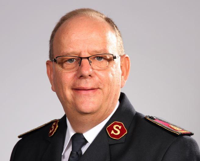 Message de Noël du Général de l'Armée du Salut, André Cox