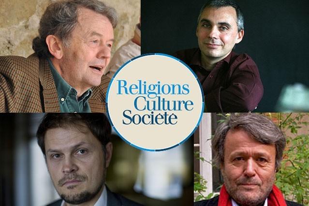 Salon du livre 2016, les auteurs religieux invités