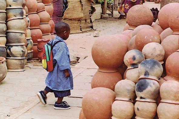 Carnet de route africain