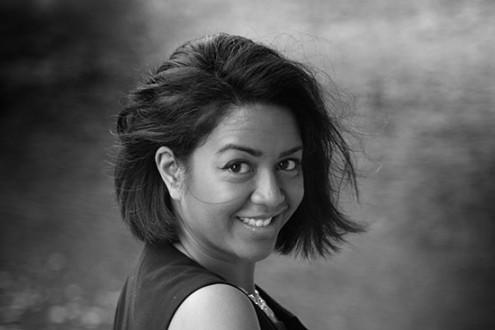 Alexia Rabé, la voix de la confiance