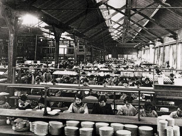 Haviland, une famille de porcelainiers