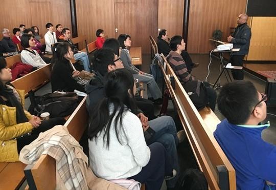 Les chrétiens chinois, des fidèles discrets
