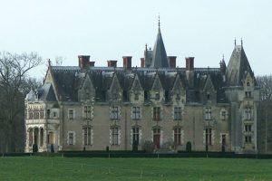 Le passé protestant du château de la Gascherie