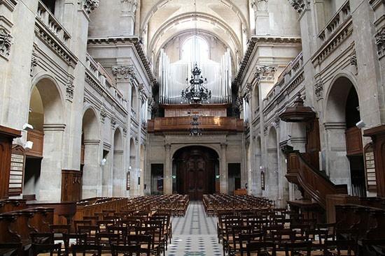 31 mars 1811. Inauguration du temple de l'Oratoire du Louvre