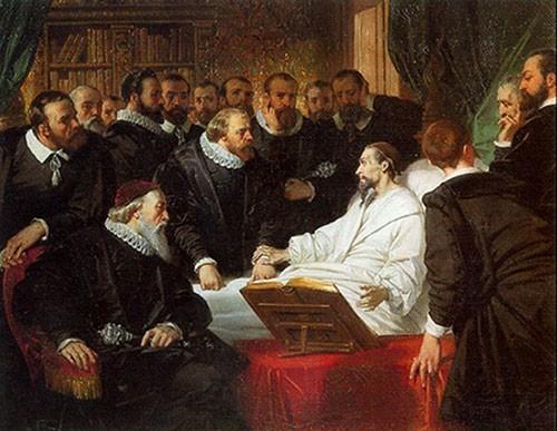 25 avril 1564. Calvin dicte son testament