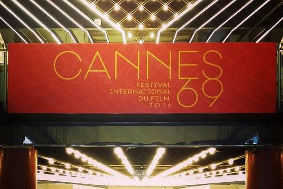 Cannes 2016, c'est parti !