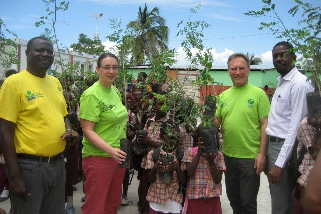 De nouveaux projets en vue pour le Défap en Haïti