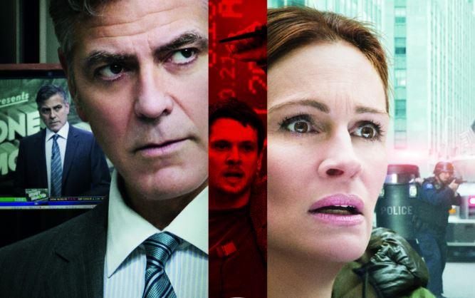 #Cannes2016 - Money Monster, un thriller glamour et drôle