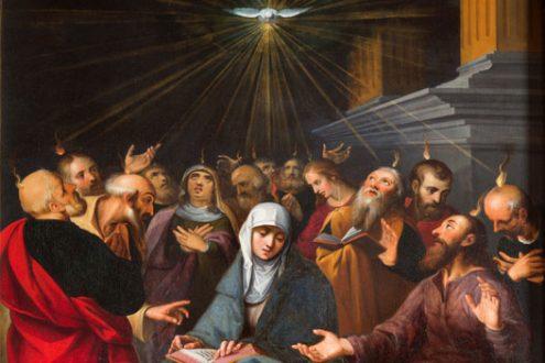 La Pentecôte : la naissance de l'Église