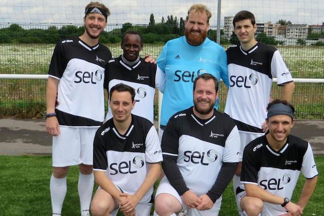 Jouer au football à Metz pour aider son prochain au Burkina Faso