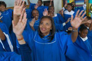 Le Gospel francophone : une musique restaurative