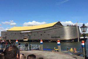 4000 ans après Noé : l'arche de Johan Huibers