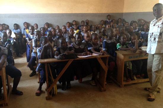 Cameroun : voyage « retour »