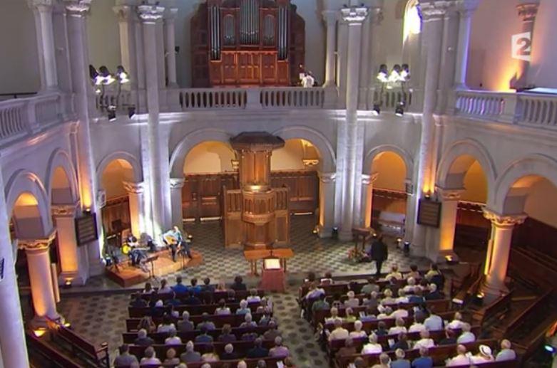 Culte diaconal du 26 juin à l'Oratoire de Nîmes