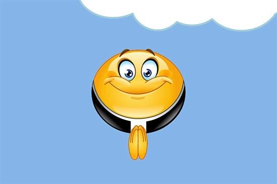 La Bible Emoji ou les Saintes Ecritures illustrées avec des émoticônes !