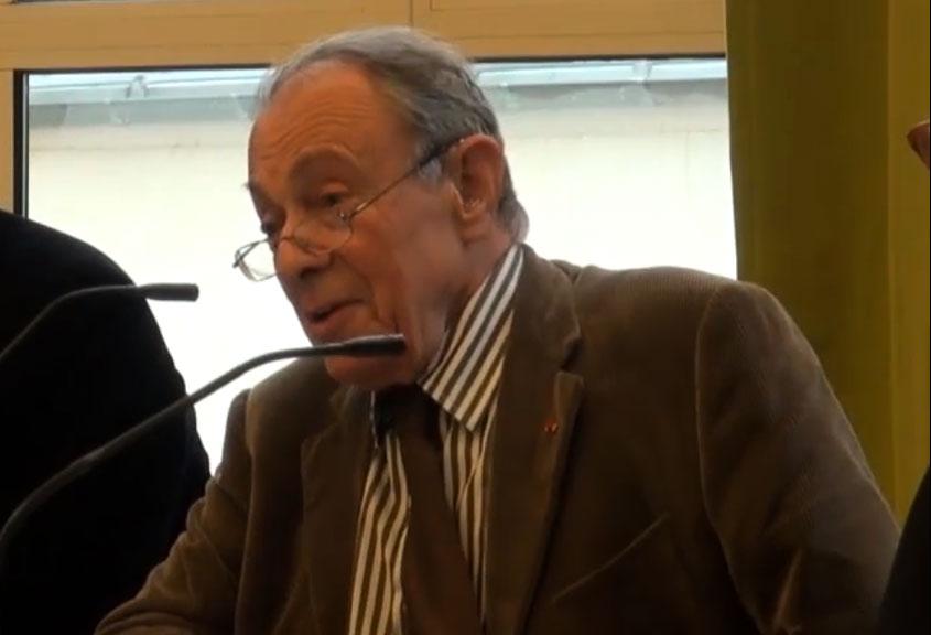 Quand Michel Rocard analysait la crise économique de 2008