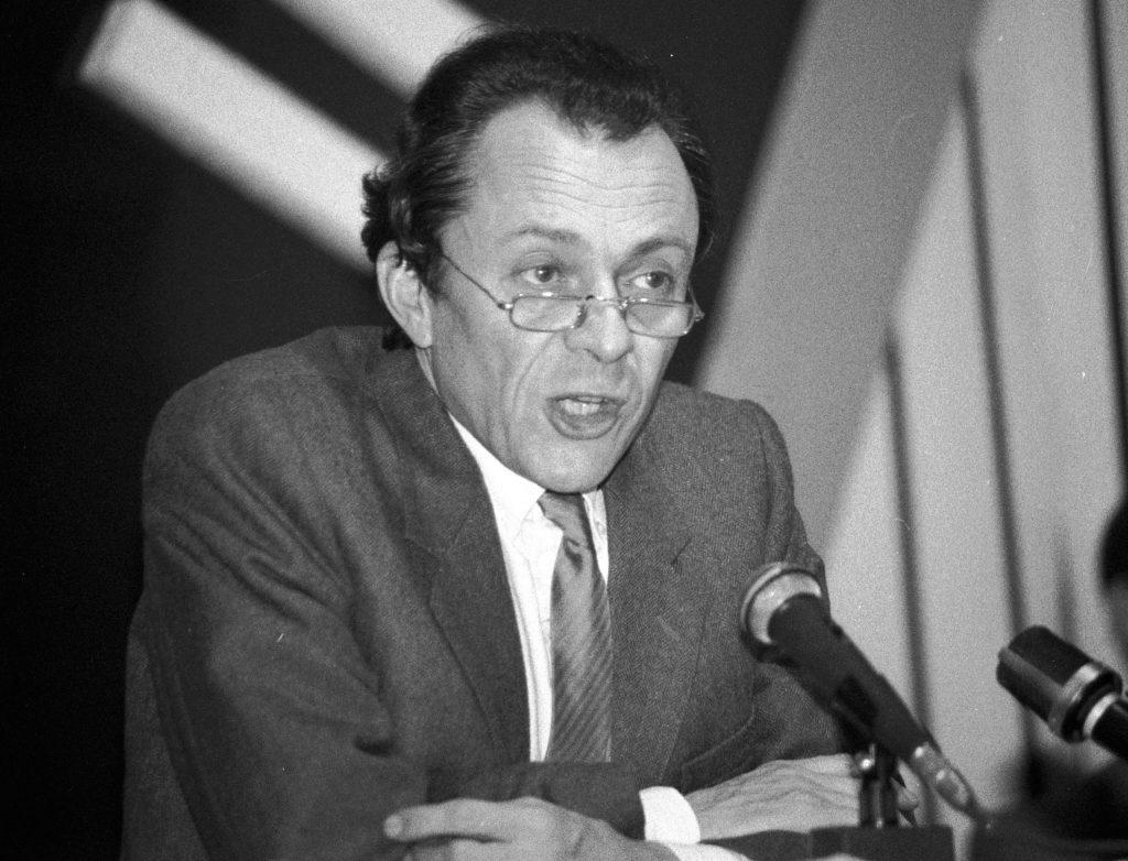 Hommage à Michel Rocard, décédé samedi 2 juillet 2016