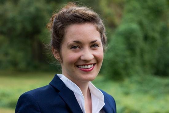Sarah Stewart-Kroeker, nouvelle professeure d'éthique à la Faculté de théologie de l'Université de Genève