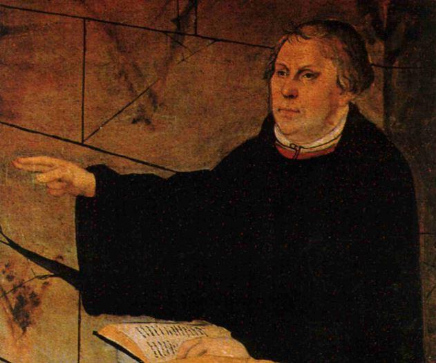 Martin Luther : puiser aux sources du protestantisme