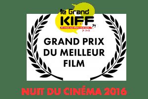 Nuit du cinéma du Grand KIFF 2016
