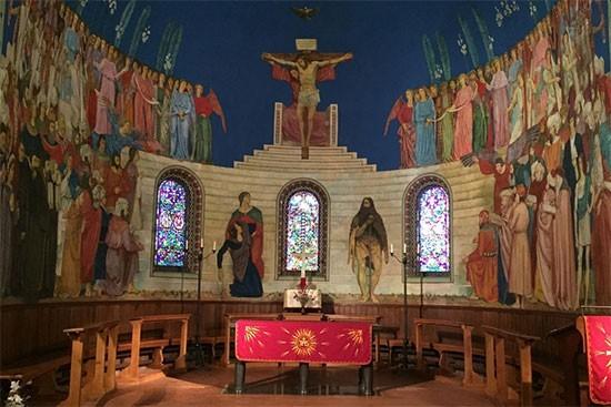 A la découverte de l'église Saint-Jean avec son smartphone